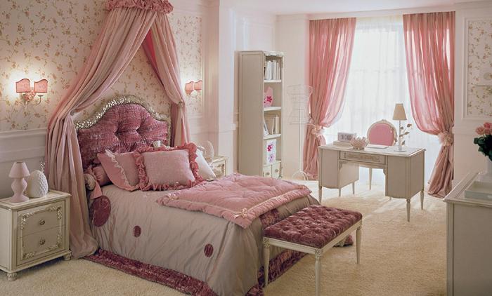 Стили детских комнат