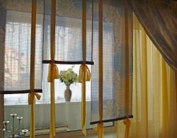 Китайские шторы на заказ