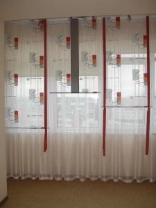 Ткани для китайских штор
